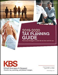 2019 KBS Tax Planning Guide